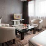 Junior-Suite-Wohnbereich