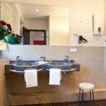 Penthouse Badezimmer Hotel Asahi