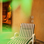 Saunabereich Hotel Asahi