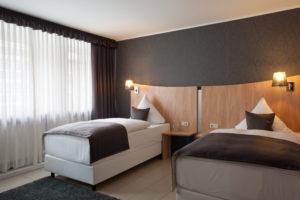Doppelzimmer Twin Hotel Asahi