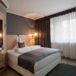 Einzelzimmer Kingsize Hotel Asahi